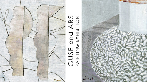 GUSE and ARS PAINTING EXHIBITION