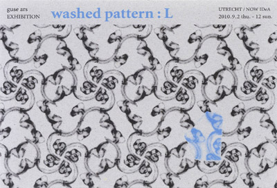 washed pattern : L